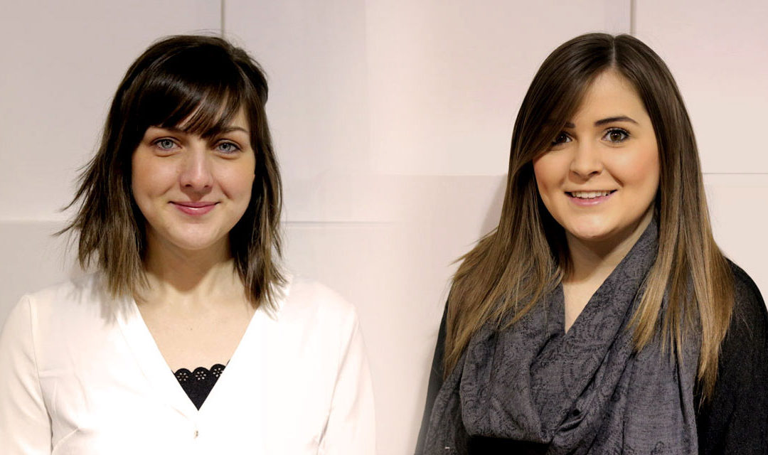 Movers & Shakers: We welcome Kara & Holly