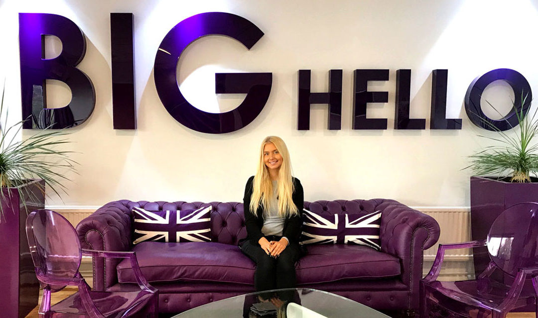 Movers & Shakers: Meet our latest recruit