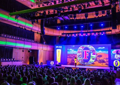 Heineken UK National Sales Brief 2017 at Sage Gateshead 4