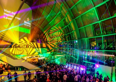 Heineken UK National Sales Brief 2017 at Sage Gateshead 6
