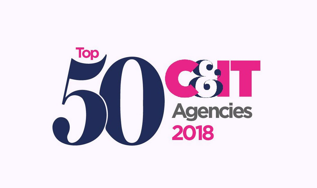 Corporate Events makes the Top 50 again!