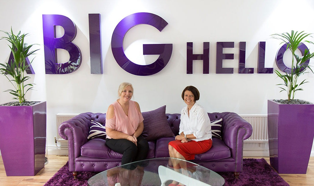 Movers & Shakers: We welcome Sue & Alison