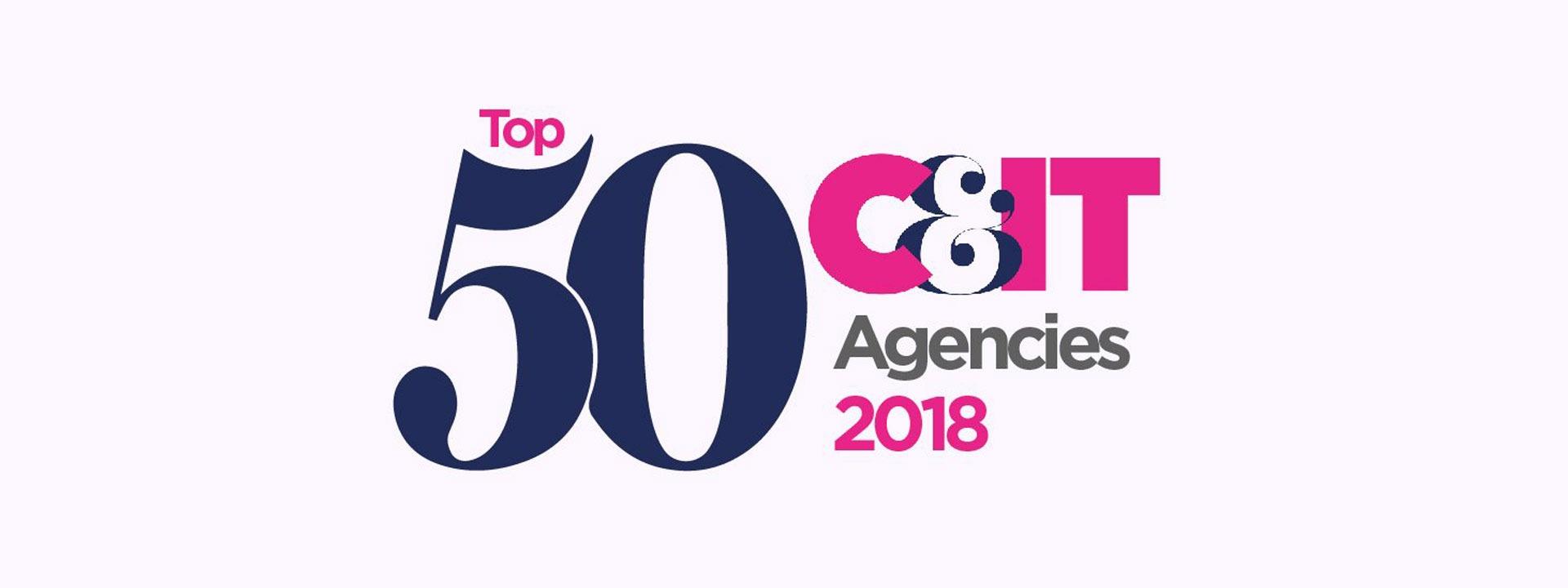 C&IT's Top 50 Agency List