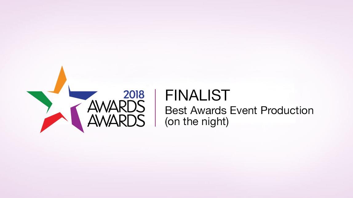 Awards Awards 2018 logo