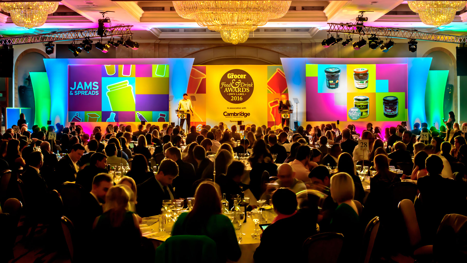 The Grocer Own Label Food & Drink Awards Event