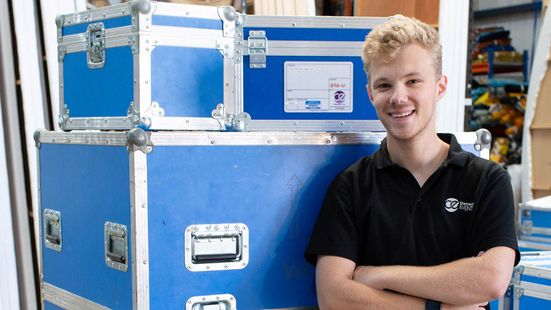 James - Warehouse Technician