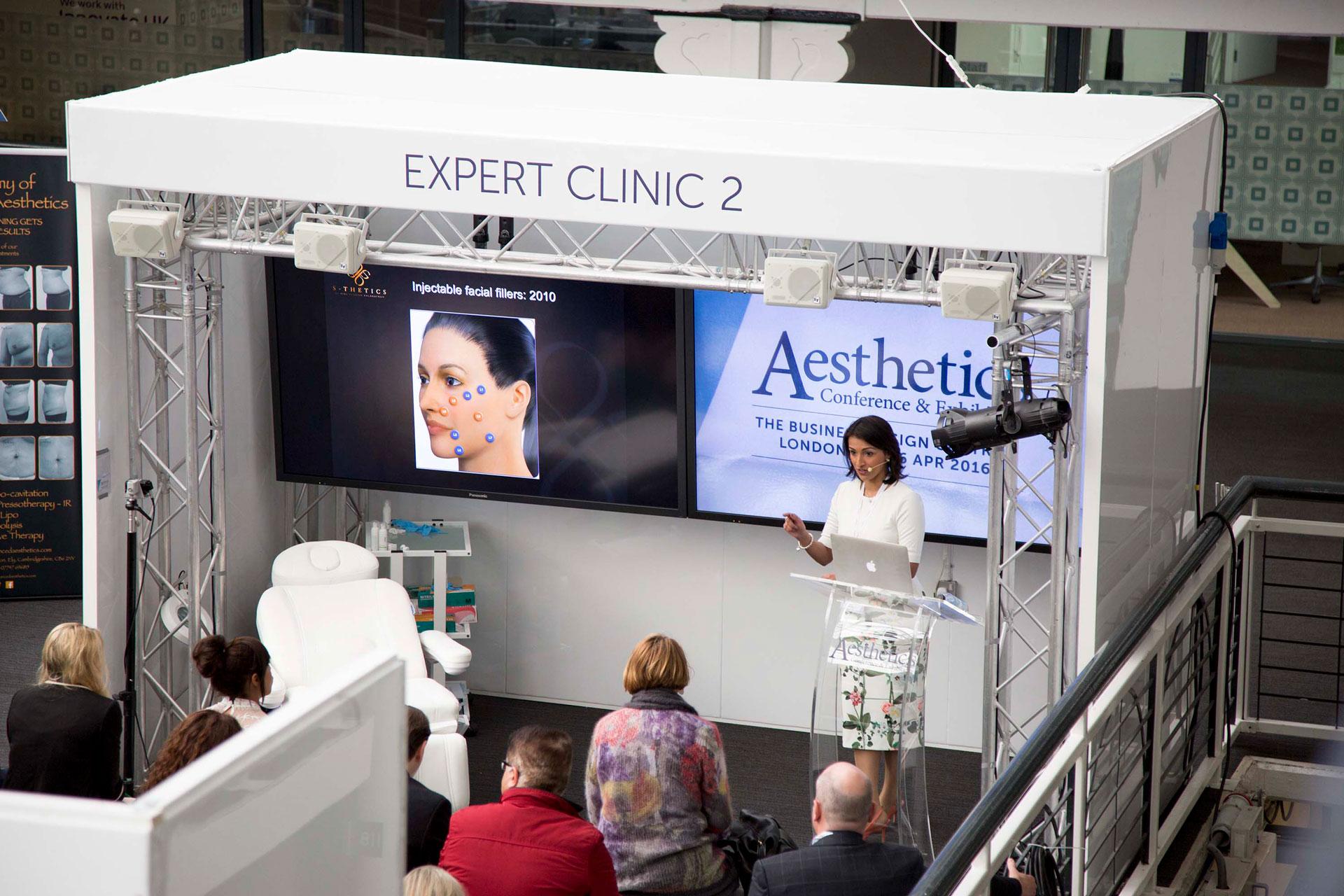 Expert Clinics