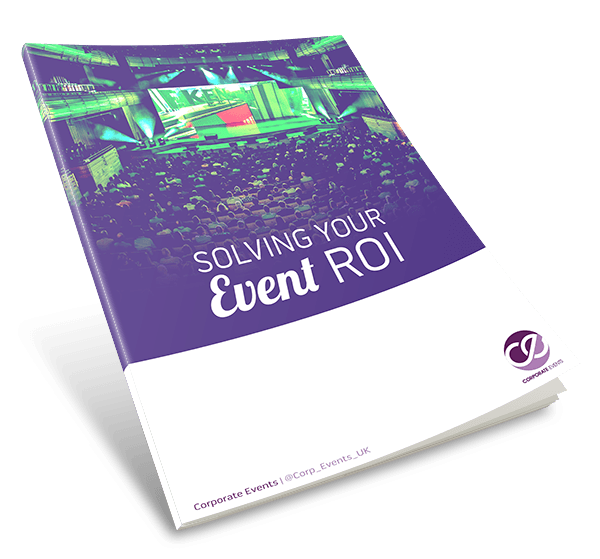 Solving Your Event ROI by Corporate Events