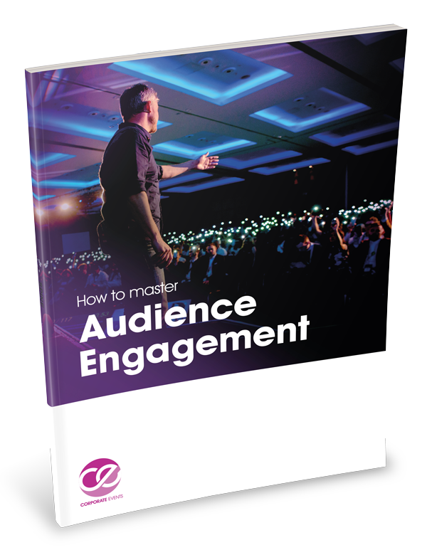 How to master Audience Engagement | Corporate Events