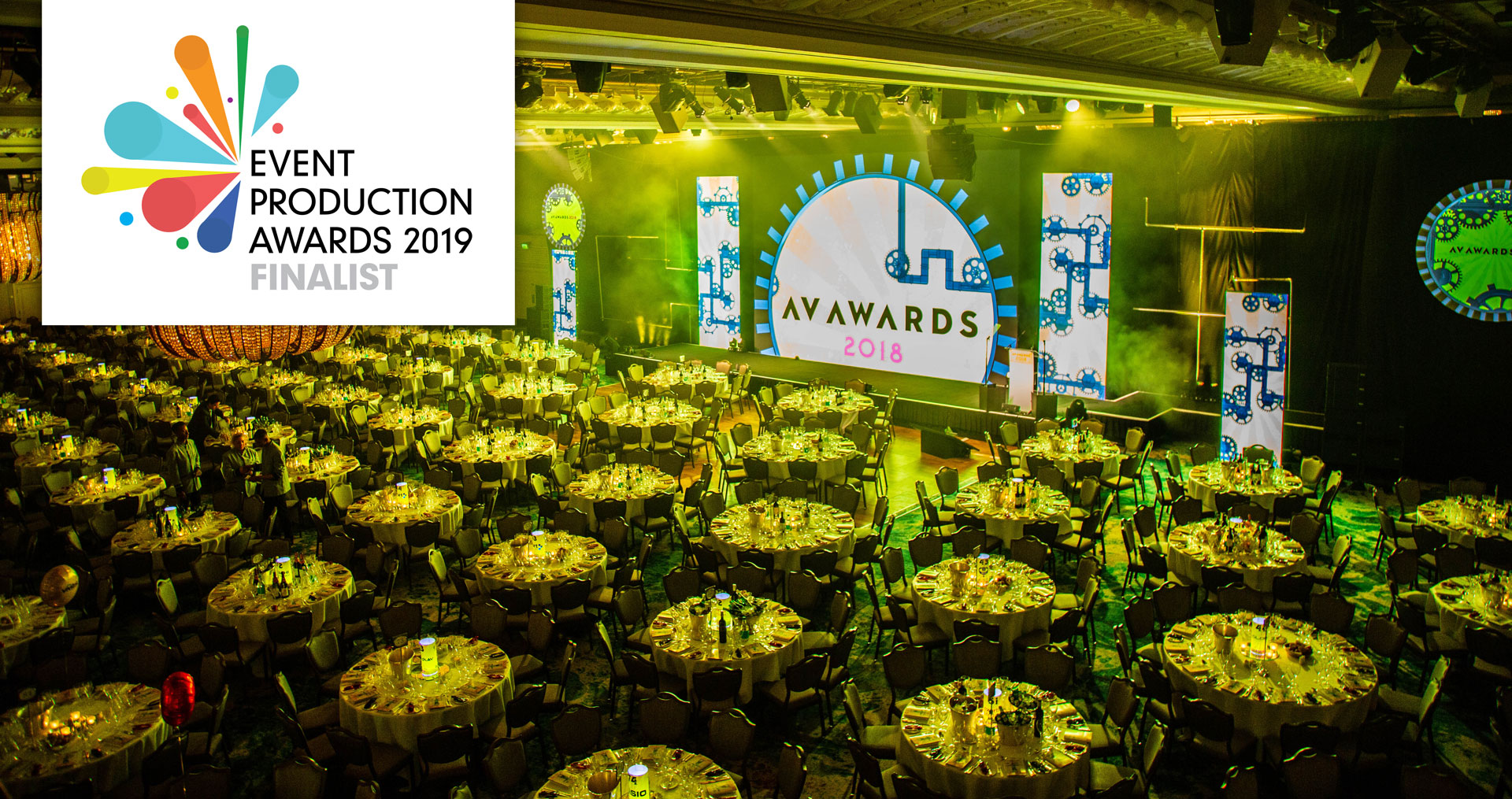 Event Production Awards 2019 Finalists!