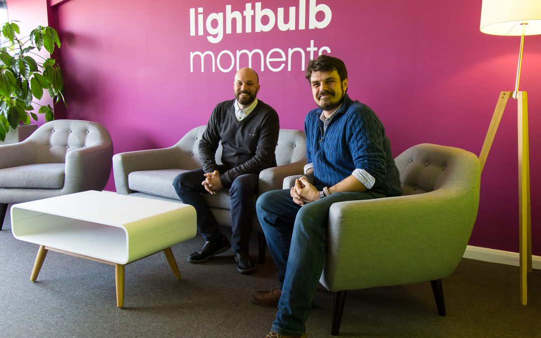 Movers & Shakers: We welcome Matt and Taz