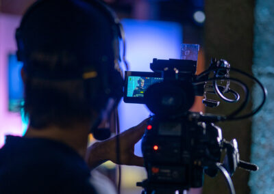 Virtual Broadcast Studio